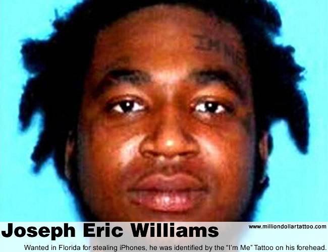 Joseph Eric Williams